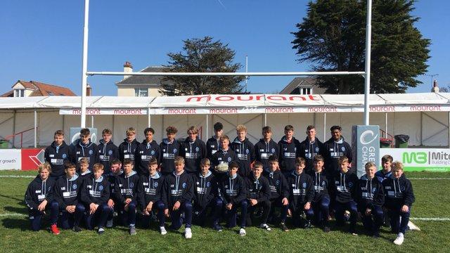 Newbury U16's