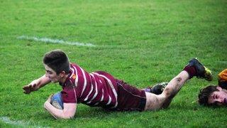 U14 Caldy vs Wirral