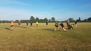 Training July 4th