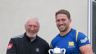 Percy Walker Cup retained by the Bulls in traditional pre-season friendly