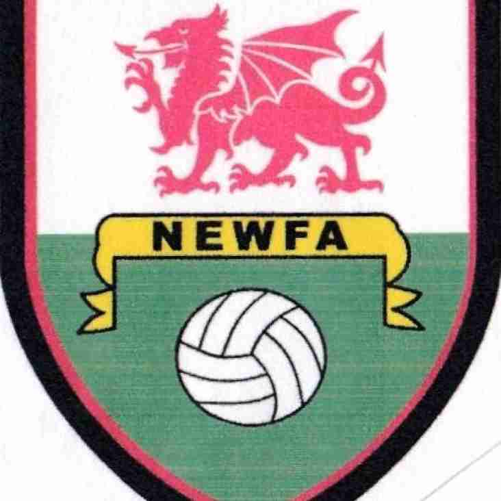 NEWFA are looking for a new Treasurer