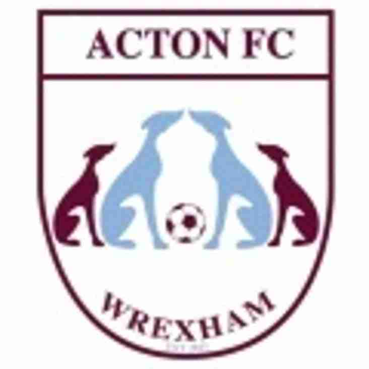 Acton FC Victorious at Bradley Park