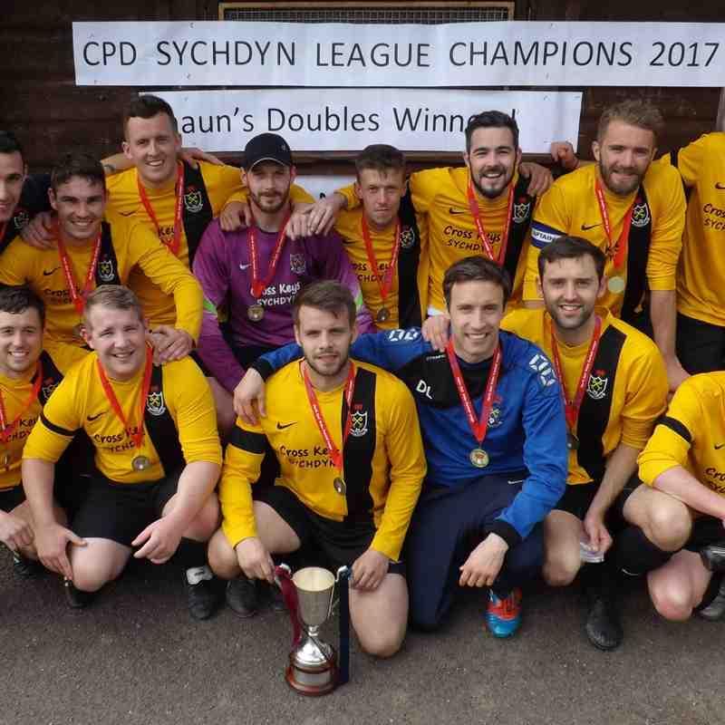 League Champions CPD Sychdyn