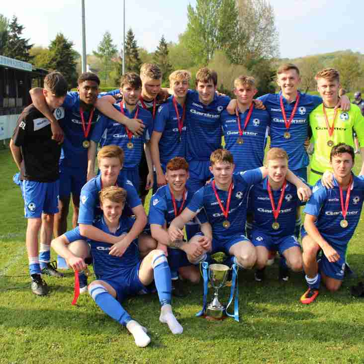 AIRBUS UK YOUTH WIN PREMIER CUP IN EXTRA TIME