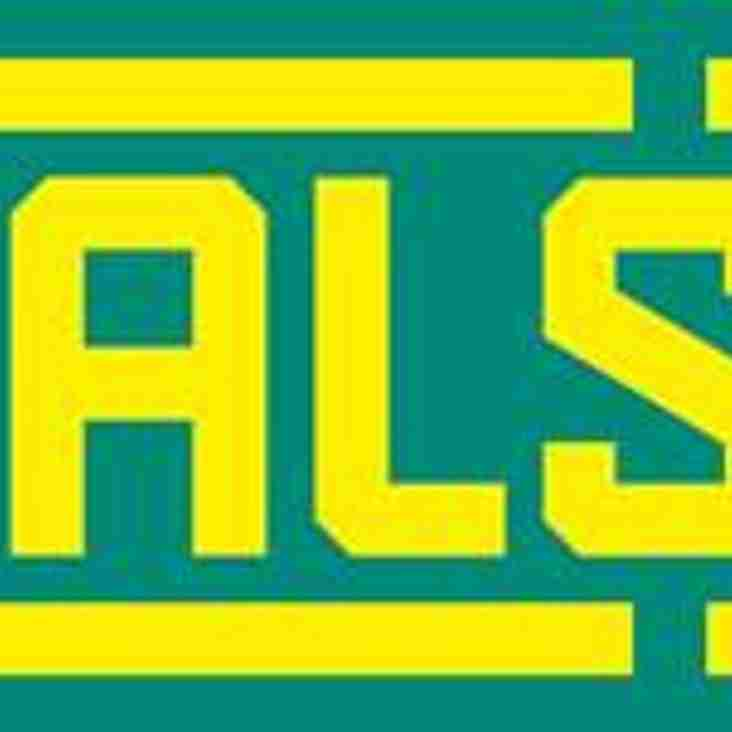North East Wales Football League are pleased to announce new League Sponsors Goals
