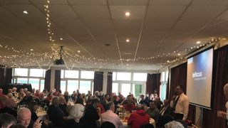 St David's Day lunch 2018