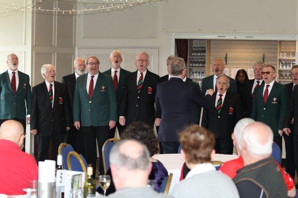 London Welsh Choir joined by Gwalia Choir