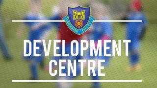 Development Centre starts THIS WEEK!