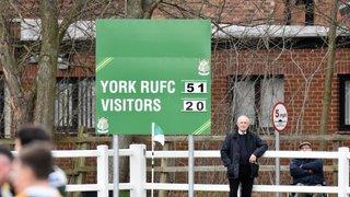 York v West Leeds, 23rd March 2019