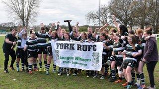 York Women v Doncaster Ladies, 31st March 2019