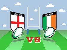 Ireland v England Saturday 2nd Feb