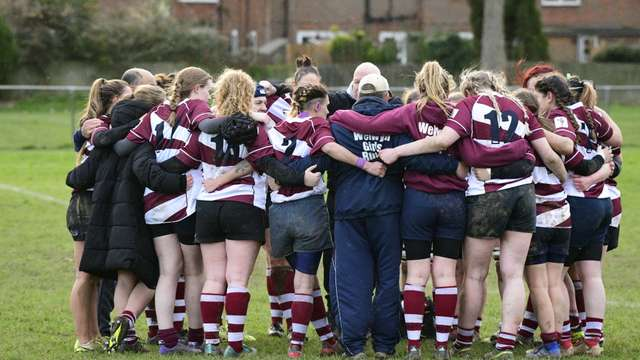 Good day at the office for the girls & women on Sunday 8th December