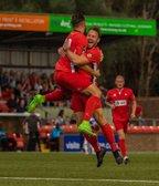 Late Goal Denies Borough at Hemel Hempstead