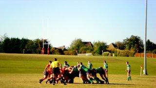 Folkestone 2nd's 25 or 30 v Medway 7   (15.10.2011)