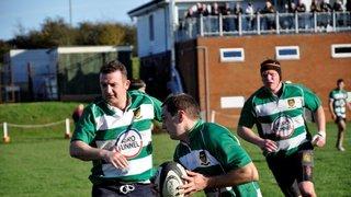 1st XV v Dartfordians  16.11.13