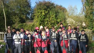 Kayak Trip October 2013