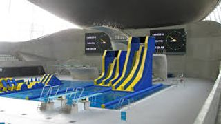 Eels Aqua Splash Club Day
