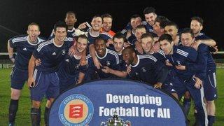 Essex Premier Cup Final v Kelveldon Hatch