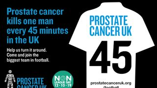 SUPPORT FOR PROSTATE CANCER UK AND NON-LEAGUE DAY