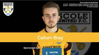 'Scole win another point in a tough away fixture'