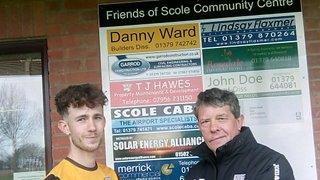 'Scole hit 5 in good home win against Wymondham'