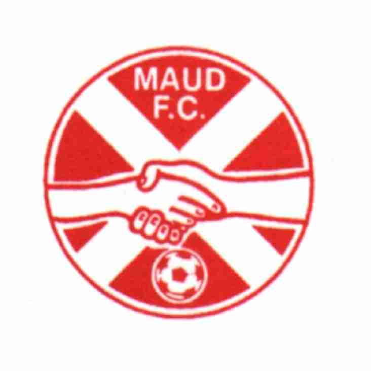 Maud keeper available for transfer
