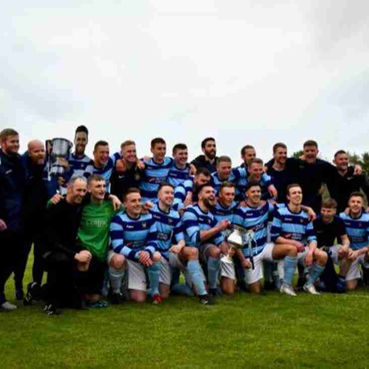 Banks o' Dee win McLeman Cup
