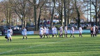 Maidstone away champions