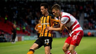 Doncaster Rovers 2 Hull City 0