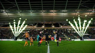 Hull City 1 Middlesbrough 3