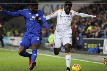 Nouha Dicko takes the game to Cardiff