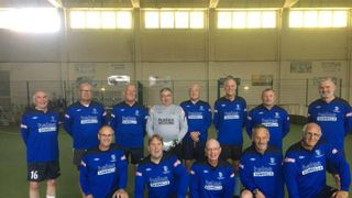 Walking Football Team