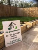 Many Thanks To G K Groundworks For Their Sponsorship Of A MDTFC Pitchside board