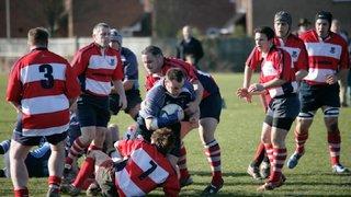 Farnborough v Saints 21/2/09