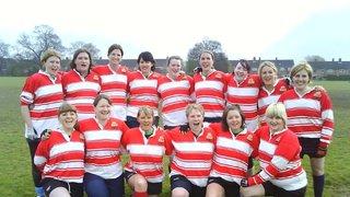 Havant Ladies v Southampton Ladies