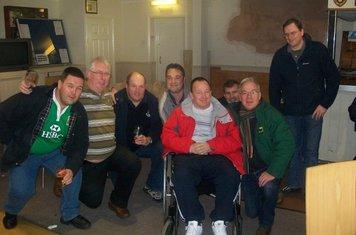 Davies and gang