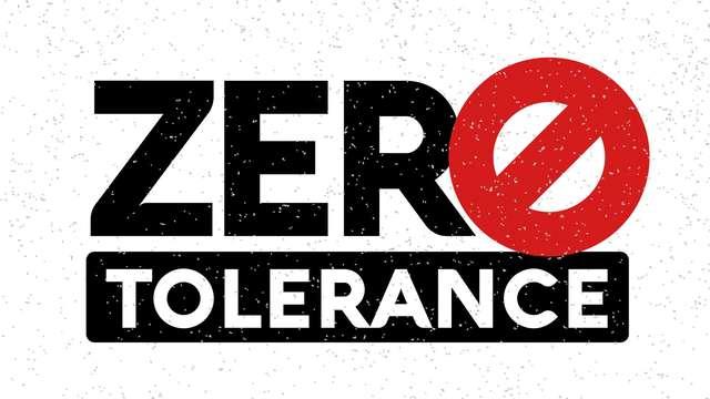 Game Values - Zero Tolerance Letter