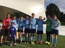 KEW U13s NPL TOURNAMENT WINNERS