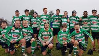 U13's win Kent Tankard Cup