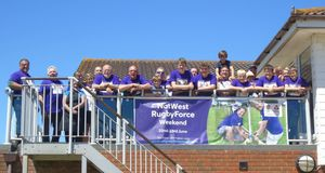 2019 NatWest Work Day to spruce up the Clubhouse and Grounds.