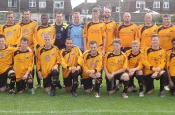 Squad 2012/2013