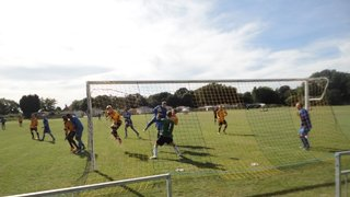 Theale at Home, September 2012 : 5-0 home win