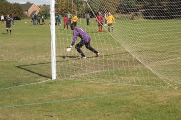 keeper saves from tommy