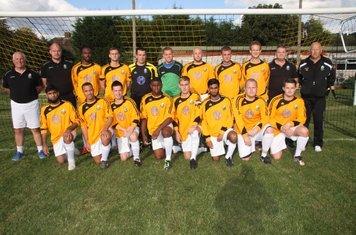 1st team v Maidenhead Reserves
