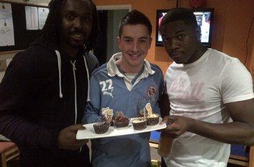 cup cake gang