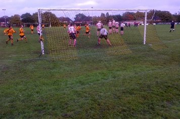 free kick comes in