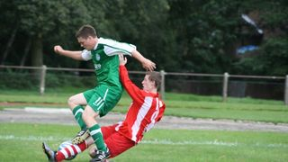 Bracknell Rovers FC vs Iver heath Rovers FC