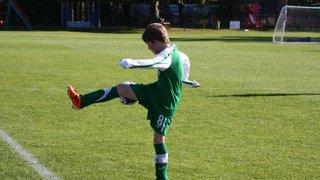 Finchampstead vs Bracknell Rovers U11's 22/10/2011