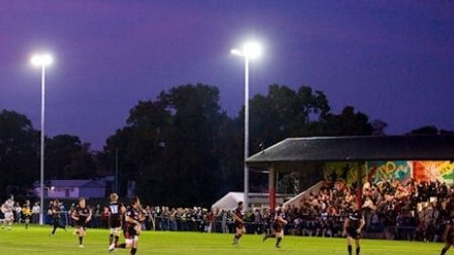This week......Friday Night Floodlight Rugby!