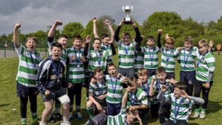 Folkestone Under 12's win at the Kent Finals